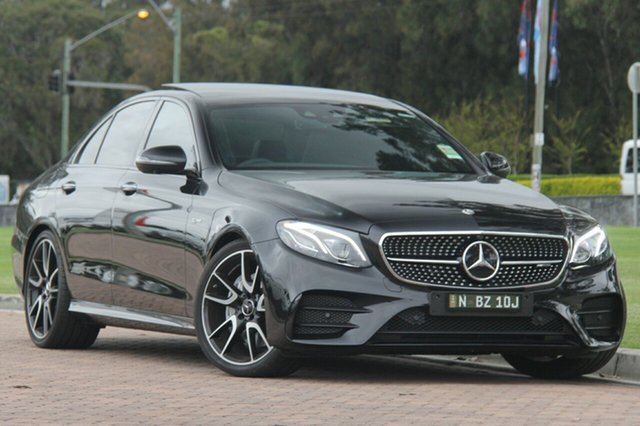 Demonstrator, Demo, Near New Mercedes-Benz E43 AMG 9G-TRONIC PLUS 4MATIC, Southport, 2017 Mercedes-Benz E43 AMG 9G-TRONIC PLUS 4MATIC Sedan