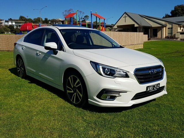 Used Subaru Liberty 2.5i CVT AWD Premium, Warrnambool East, 2018 Subaru Liberty 2.5i CVT AWD Premium Sedan