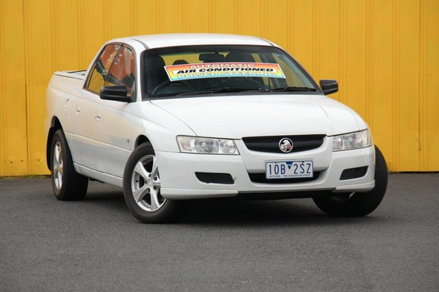 Discounted Used Holden Crewman, Cheltenham, 2005 Holden Crewman Utility