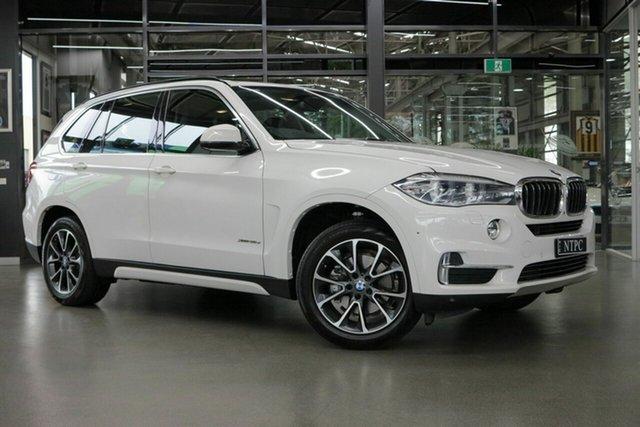 Used BMW X5 xDrive30d, North Melbourne, 2015 BMW X5 xDrive30d Wagon