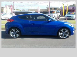 2013 Hyundai Veloster Coupe.