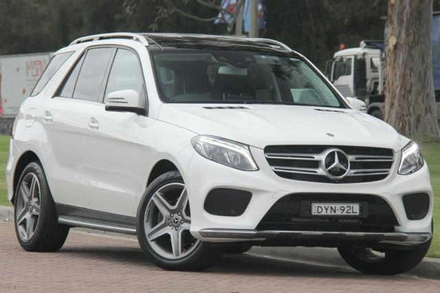 Discounted Used Mercedes-Benz GLE350 d 9G-TRONIC 4MATIC, Southport, 2017 Mercedes-Benz GLE350 d 9G-TRONIC 4MATIC SUV