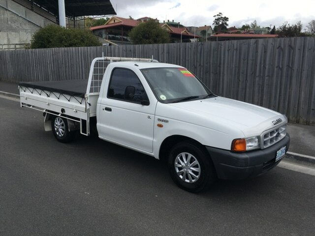 Used Ford Courier GL, North Hobart, 2000 Ford Courier GL Cab Chassis