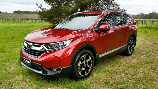 Demonstrator, Demo, Near New Honda CR-V VTi-L FWD, Tanunda, 2018 Honda CR-V VTi-L FWD Wagon
