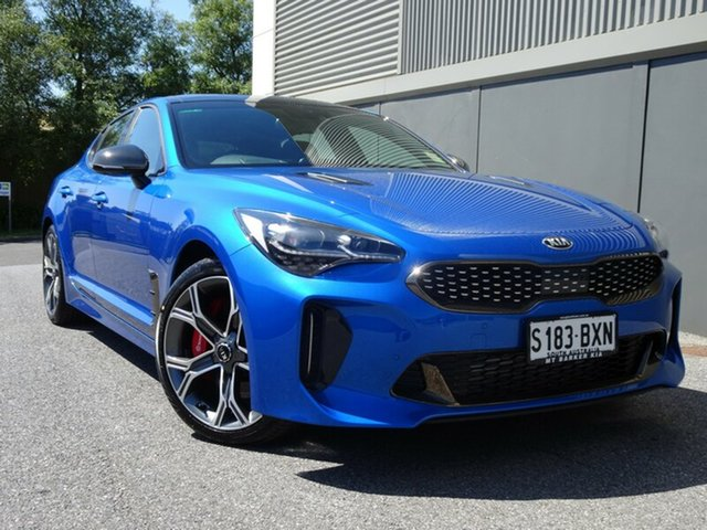 Demonstrator, Demo, Near New Kia Stinger GT Fastback, Cheltenham, 2018 Kia Stinger GT Fastback Sedan