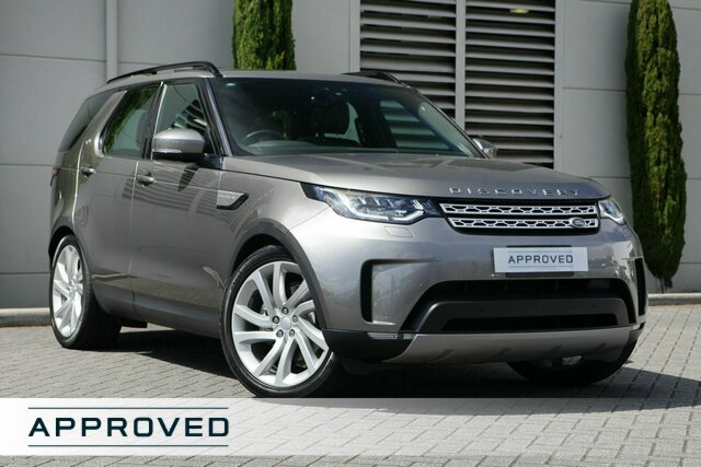 Demonstrator, Demo, Near New Land Rover Discovery TD6 HSE, Cannington, 2017 Land Rover Discovery TD6 HSE Wagon