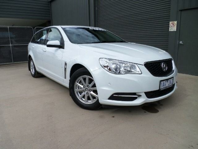 Used Holden Commodore Evoke, Wangaratta, 2013 Holden Commodore Evoke Sportswagon