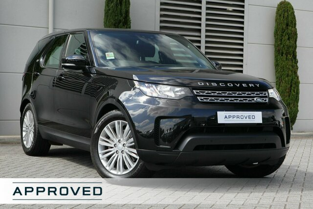 Demonstrator, Demo, Near New Land Rover Discovery TD6 S, Cannington, 2017 Land Rover Discovery TD6 S Wagon