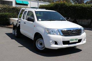 Used Toyota Hilux SR Xtra Cab 4x2, Acacia Ridge, 2014 Toyota Hilux SR Xtra Cab 4x2 GGN15R MY14 Utility