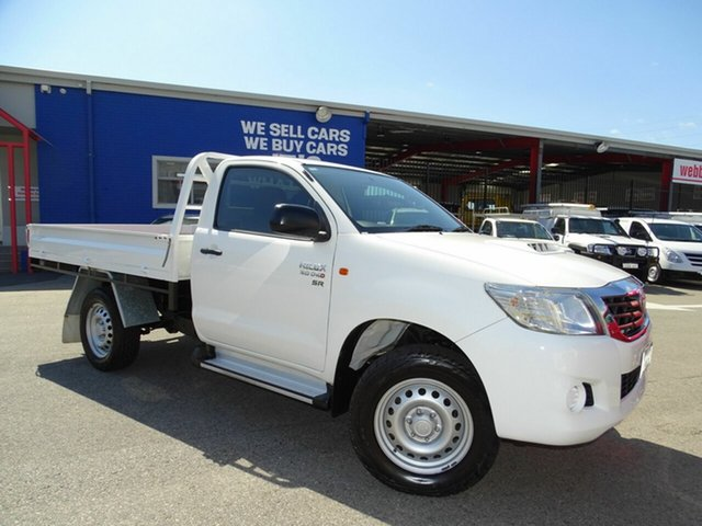 Used Toyota Hilux SR, Welshpool, 2014 Toyota Hilux SR Cab Chassis