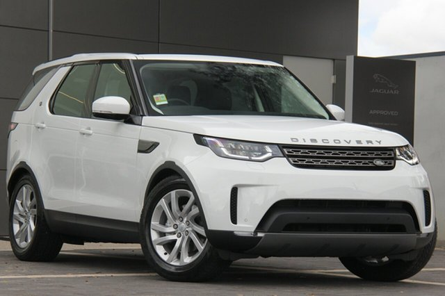 Demonstrator, Demo, Near New Land Rover Discovery TD6 SE, Campbelltown, 2018 Land Rover Discovery TD6 SE SUV