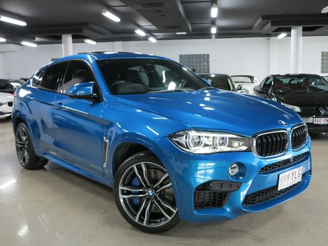Used BMW X6 M Coupe Steptronic, Albion, 2015 BMW X6 M Coupe Steptronic Wagon