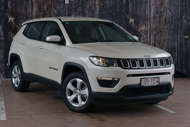 Demonstrator, Demo, Near New Jeep Compass, Southport, 2018 Jeep Compass Wagon