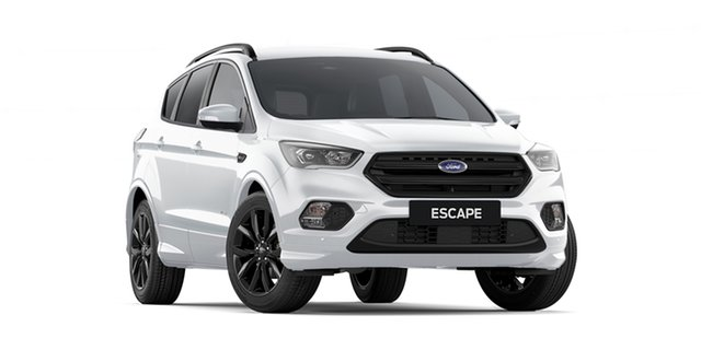 Discounted New Ford Escape ST-Line AWD, Warwick Farm, 2019 Ford Escape ST-Line AWD Wagon
