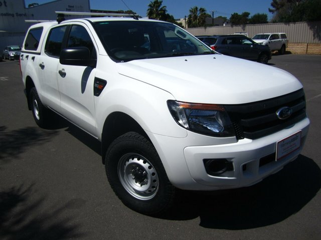 Used Ford Ranger XL Double Cab 4x2 Hi-Rider, St Marys, 2013 Ford Ranger XL Double Cab 4x2 Hi-Rider Utility