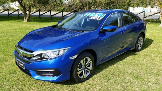 New Honda Civic VTi, Tanunda, 2018 Honda Civic VTi Sedan
