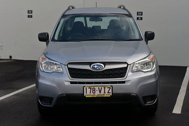 Used Subaru Forester X Lineartronic AWD, Southport, 2014 Subaru Forester X Lineartronic AWD Wagon