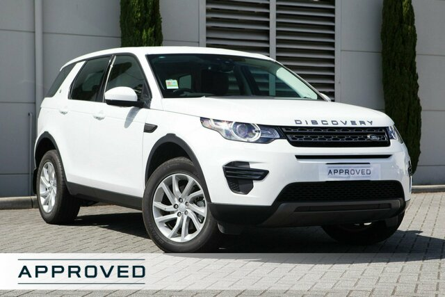 Demonstrator, Demo, Near New Land Rover Discovery Sport Si4 177kW SE, Cannington, 2018 Land Rover Discovery Sport Si4 177kW SE Wagon