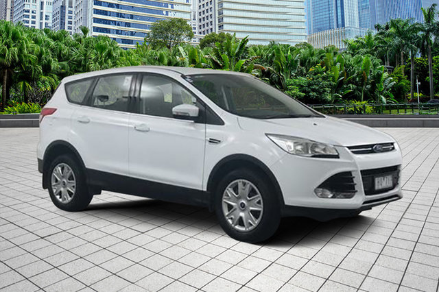 Used Ford Kuga Ambiente (FWD), Altona North, 2016 Ford Kuga Ambiente (FWD) Wagon
