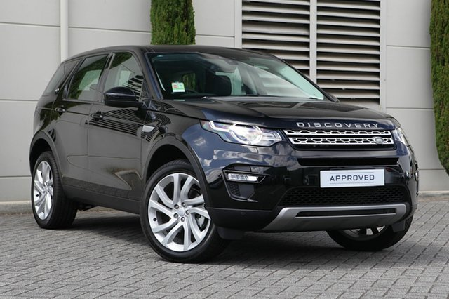 Demonstrator, Demo, Near New Land Rover Discovery Sport TD4 132kW HSE, Cannington, 2018 Land Rover Discovery Sport TD4 132kW HSE Wagon