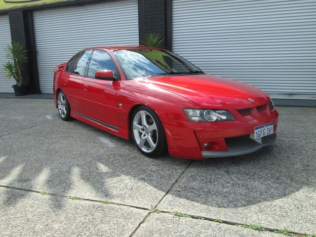 Used Holden Commodore SS, O'Connor, 2002 Holden Commodore SS Sedan