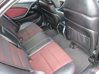 2002 Holden Commodore SS Sedan.