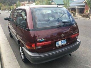 1993 Toyota Tarago Getaway Wagon.