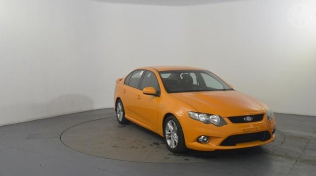 Used Ford Falcon XR6, Altona North, 2008 Ford Falcon XR6 Sedan