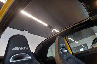 2018 Abarth 595 Hatchback.