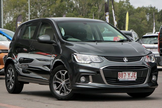 Demonstrator, Demo, Near New Holden Barina LS, Caloundra, 2018 Holden Barina LS Hatchback