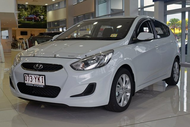 Demonstrator, Demo, Near New Hyundai Accent Sport, Southport, 2018 Hyundai Accent Sport Hatchback