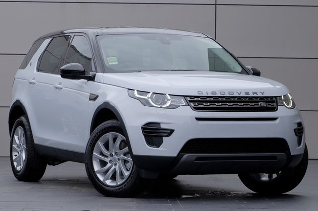 Demonstrator, Demo, Near New Land Rover Discovery Sport TD4 110kW SE, Newstead, 2018 Land Rover Discovery Sport TD4 110kW SE Wagon