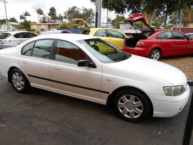 Used Ford Falcon XT, Slacks Creek, 2005 Ford Falcon XT Sedan