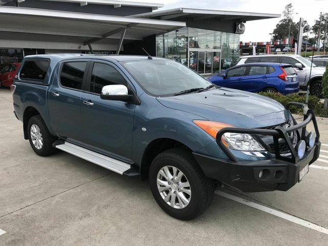 Discounted Used Mazda BT-50 XTR, Yamanto, 2013 Mazda BT-50 XTR Utility