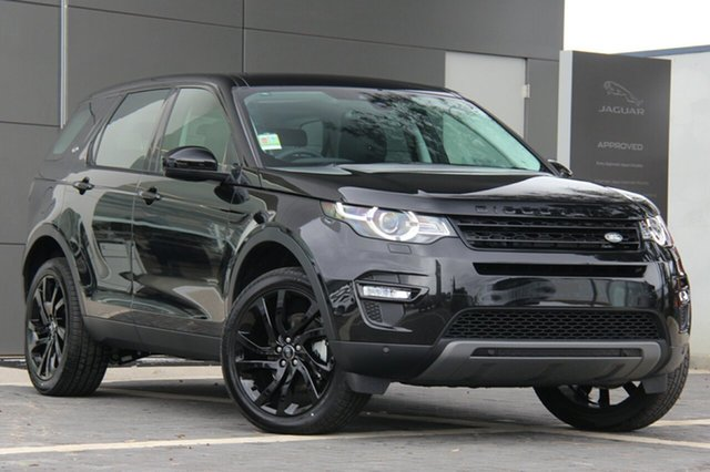New Land Rover Discovery Sport TD4 110kW HSE, Campbelltown, 2018 Land Rover Discovery Sport TD4 110kW HSE SUV