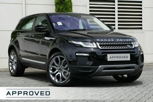 Demonstrator, Demo, Near New Land Rover Range Rover Evoque SD4 240 HSE, Cannington, 2018 Land Rover Range Rover Evoque SD4 240 HSE Wagon