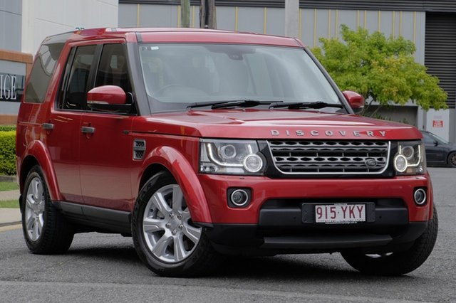Used Land Rover Discovery SDV6 SE, Newstead, 2015 Land Rover Discovery SDV6 SE Wagon