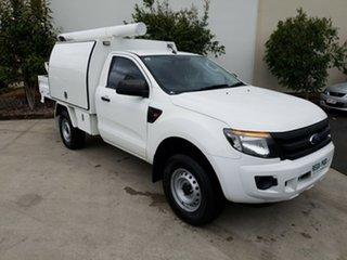 Used Ford Ranger XL 4x2 Hi-Rider, Robina, 2013 Ford Ranger XL 4x2 Hi-Rider PX Cab Chassis