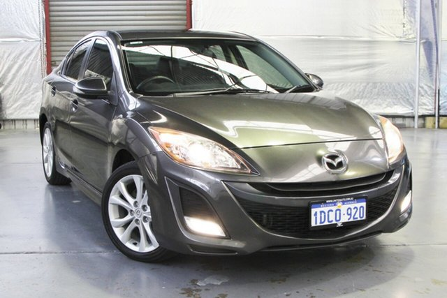 Used Mazda 3 SP25, Myaree, 2009 Mazda 3 SP25 Sedan