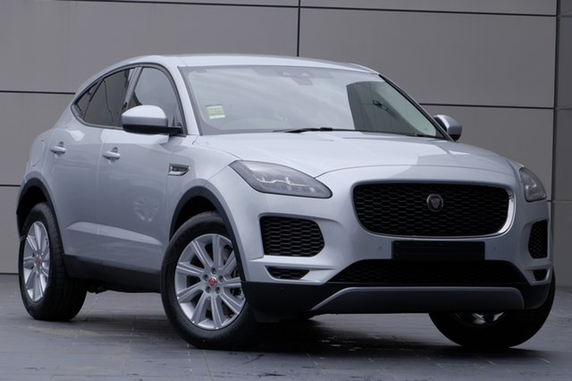 Demonstrator, Demo, Near New Jaguar E-PACE P250 AWD S, Newstead, 2018 Jaguar E-PACE P250 AWD S Wagon
