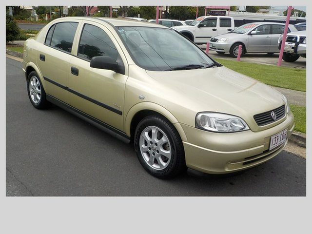 Used Holden Astra Classic Equipe, Margate, 2005 Holden Astra Classic Equipe Hatchback