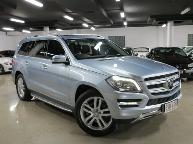 Used Mercedes-Benz GL350 BlueTEC 7G-Tronic +, Albion, 2014 Mercedes-Benz GL350 BlueTEC 7G-Tronic + Wagon