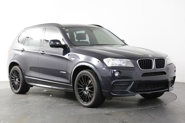 Used BMW X3 xDrive 20D, Altona North, 2013 BMW X3 xDrive 20D Wagon