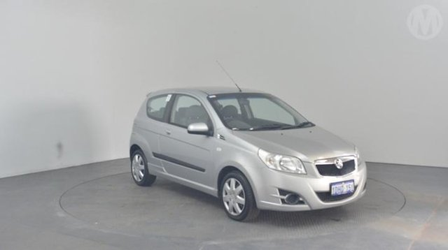 Used Holden Barina, Altona North, 2009 Holden Barina Hatchback