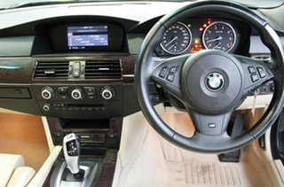 2008 BMW 523i Steptronic Sedan.