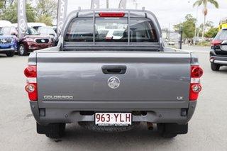 2011 Holden Colorado LX Crew Cab 4x2 Utility.
