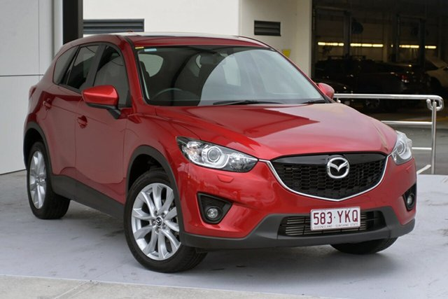 Used Mazda CX-5 Grand Touring SKYACTIV-Drive AWD, Southport, 2014 Mazda CX-5 Grand Touring SKYACTIV-Drive AWD Wagon