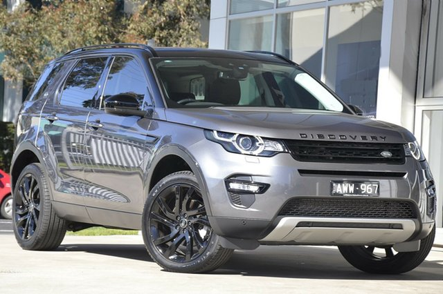 Used Land Rover Discovery, Port Melbourne, 2015 Land Rover Discovery Wagon