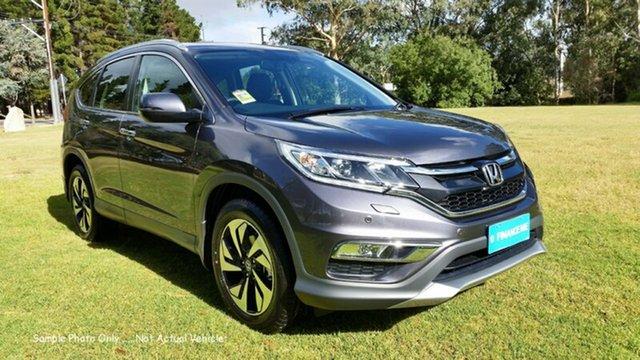 New Honda CR-V VTi-L FWD, Tanunda, 2018 Honda CR-V VTi-L FWD Wagon