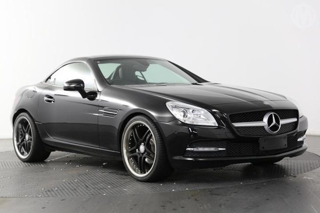Used Mercedes-Benz SLK200 BlueEFFICIENCY 200 BE, Altona North, 2011 Mercedes-Benz SLK200 BlueEFFICIENCY 200 BE Convertible